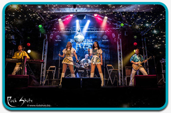 Abba Tribute Band Abba Fever